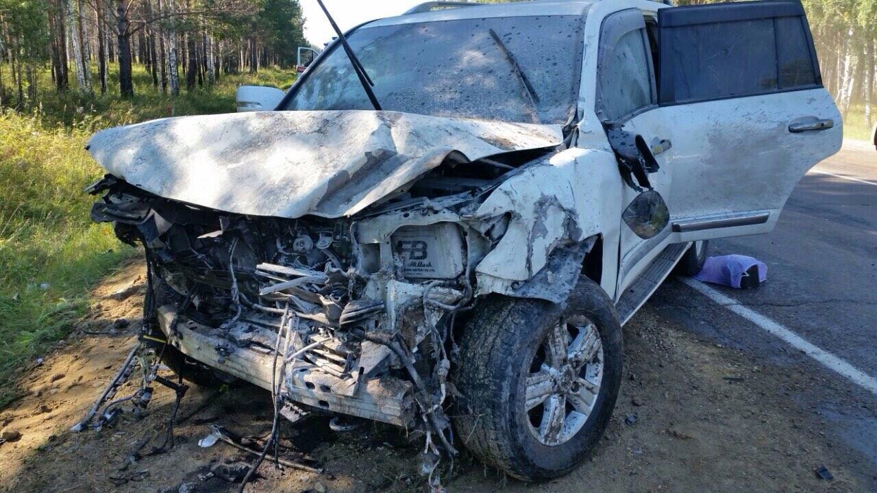 Чудовищная авария врайоне Ангарска: сгорела машина, погибла 28-летняя автоледи