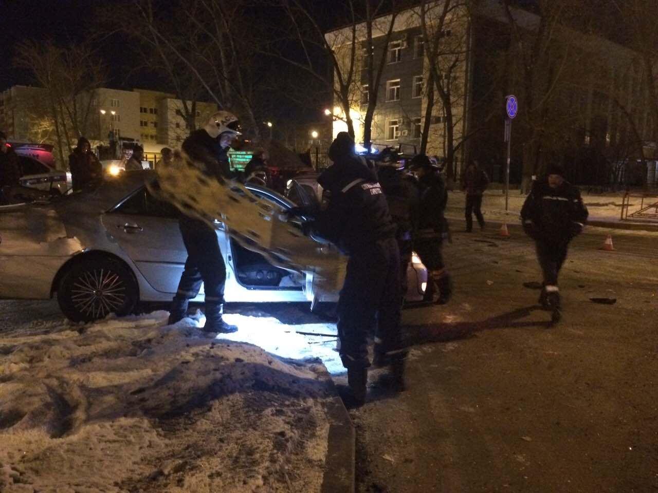 25-летняя девушка погибла встолкновении иномарки соснегоуборочной техникой вИркутске