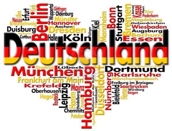 Поздравления для учителей по немецкому языку