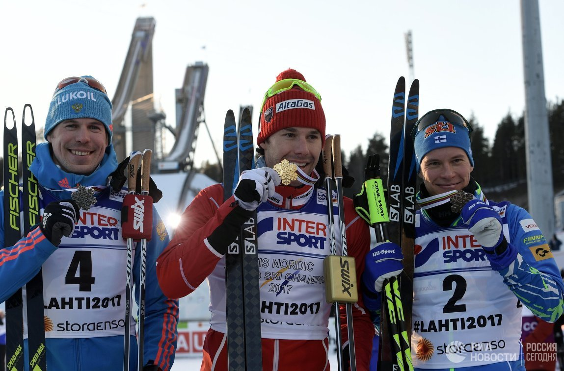 Лыжник Червоткин примет участие вэстафете начемпионате мира