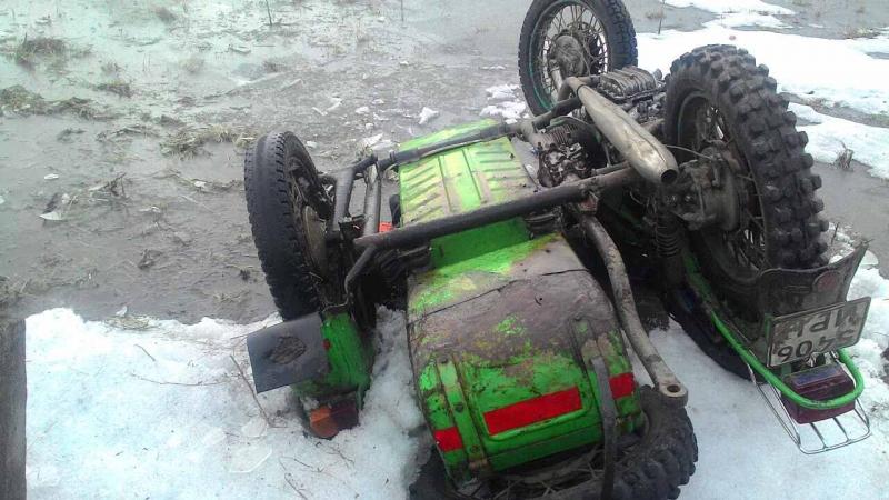 Мотоциклист умер в трагедии вНижнеудинском районе