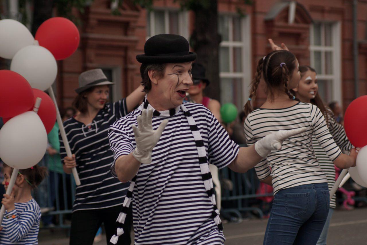 День города вИркутске: вкарнавале примут участие неменее 90 команд